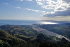 Panorama sull'Amendolea